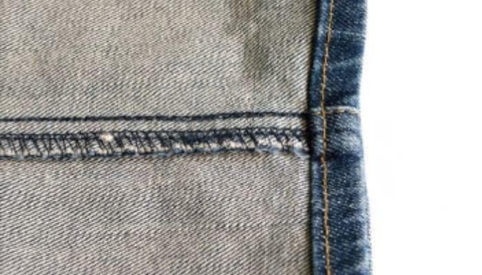 Как подшить джинсы в домашних условиях