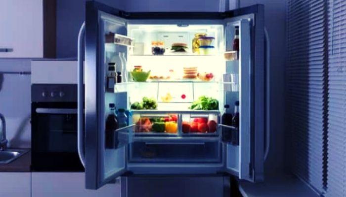 Лампы в холодильнике
