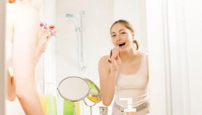 Как использовать зубной порошок
