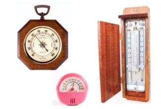 Приборы для определения влажности воздуха