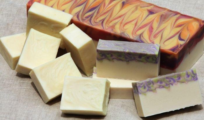 Рецепт кастильского мыла