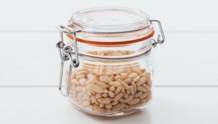 Срок хранения очищенных кедровых орешков