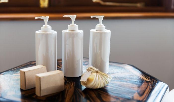 Жидкое кастильское мыло
