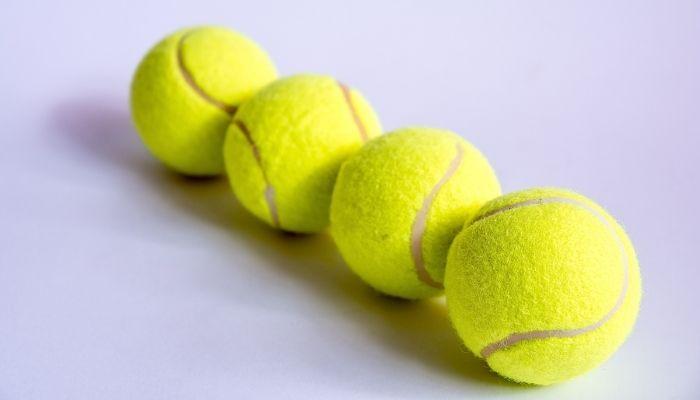 Теннисные мячики для стирки