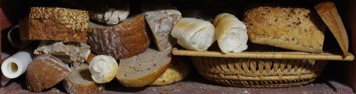 Как размягчить засохший хлеб