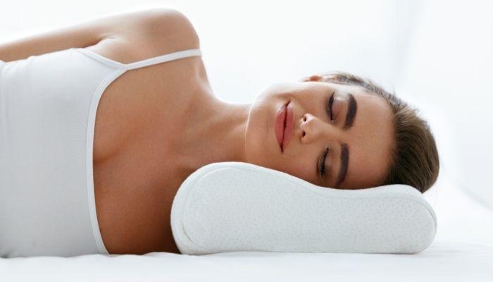 Какие бывают ортопедические подушки для сна